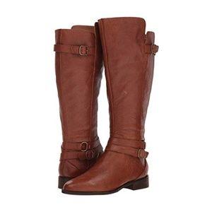 NEW! Lucky Brand Paxtreen WIDE CALF Knee-high boot